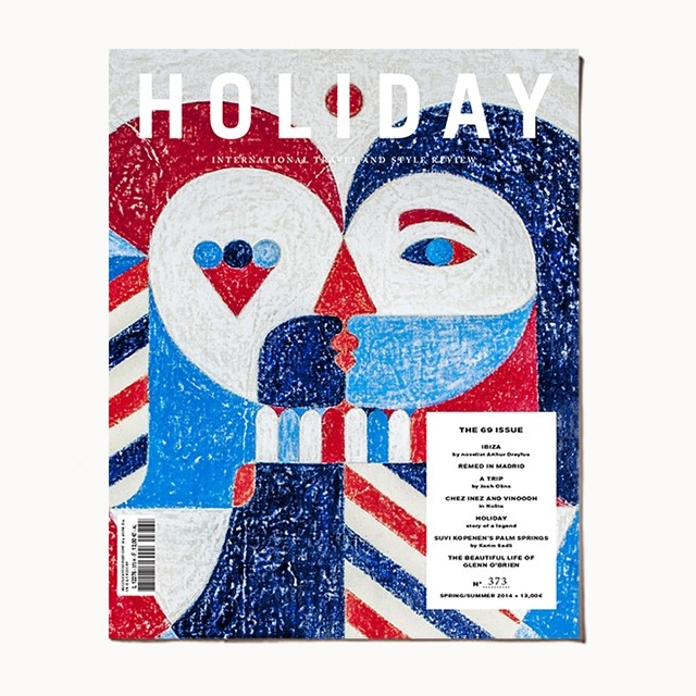 HOLIDAY, N°373 / The 69 issue
