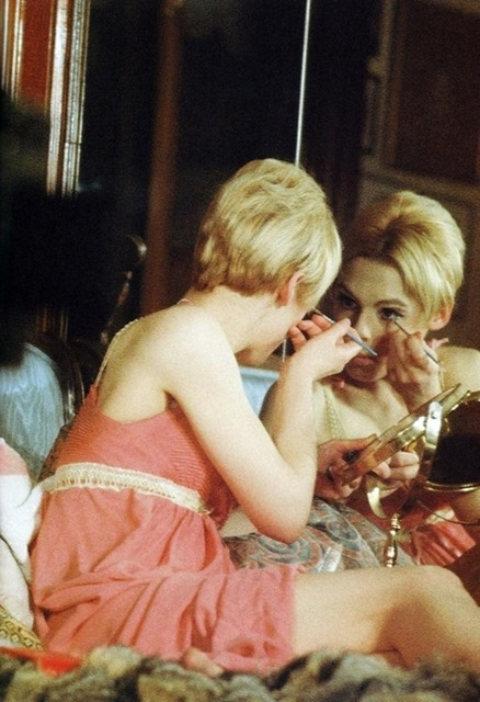 Edie Sedgwick in Andy Warhol's Lupe (1966)