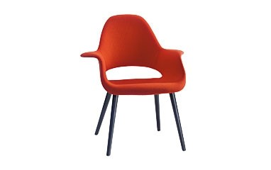 Organic Chair by Charles Eames & Eero Saarinen - Vitra