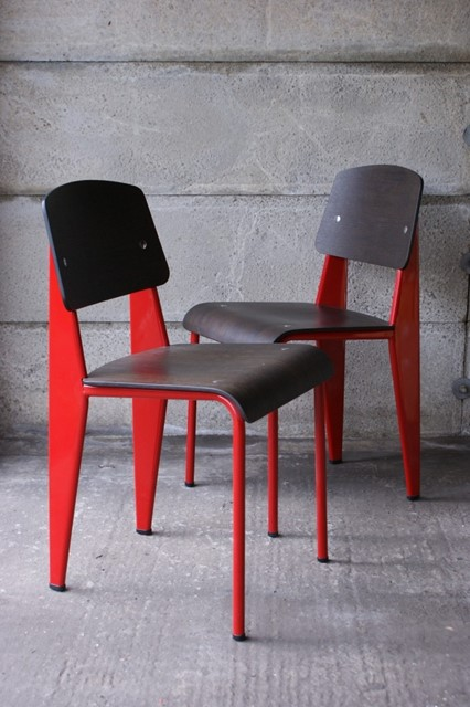 Jean Prouve, Standard Chair, Vitra