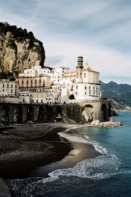 Italy by Leo Berne