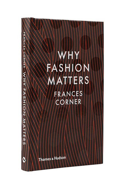 WHY FASHION MATTERS by Frances Corner