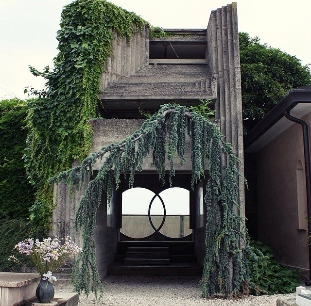 Brion Cemetary by Carlo Scarpa