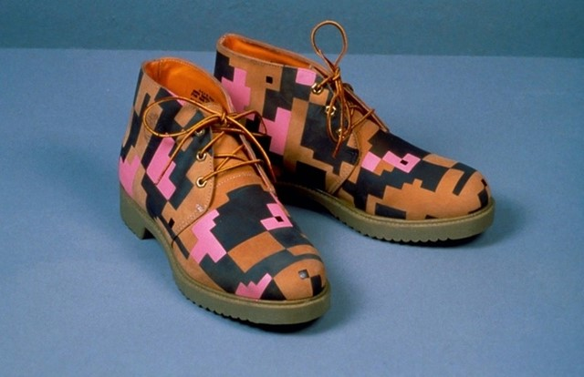 Timberland boots by Studio Alchimia, 1985
