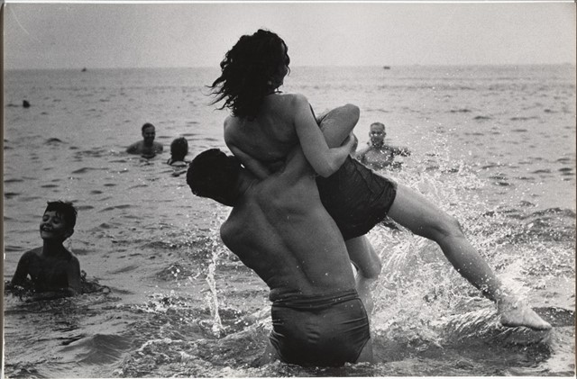 Coney Island, New York, 1952, by Garry Winogrand