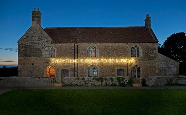 Martin Creed, Hauser & Wirth Somerset