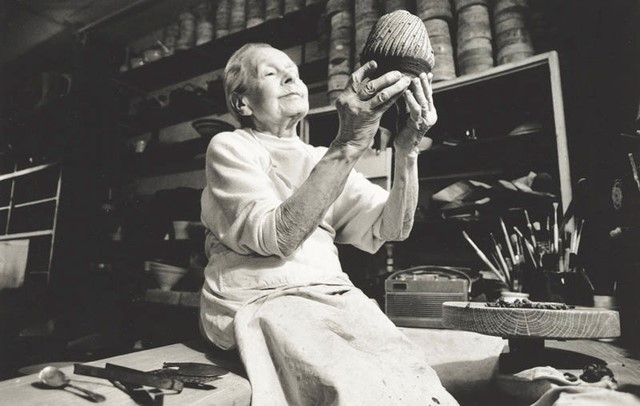 Lucie Rie (1902 - 1995), potter