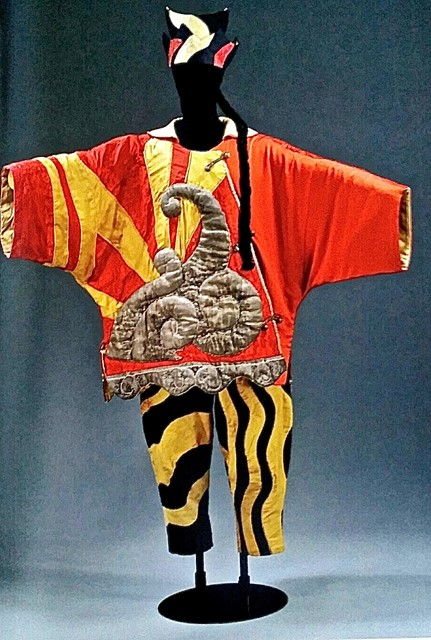 Chinese Conjuror Costume by Pablo Picasso | 1917