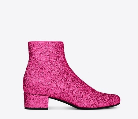 Saint Laurent Babies Bootie