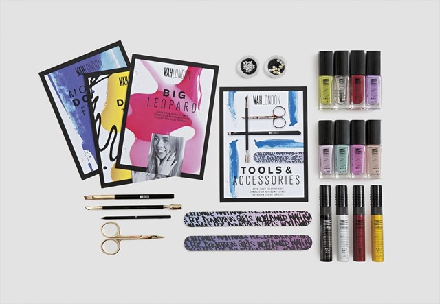 WAH London Ultimate Nail Art Kit