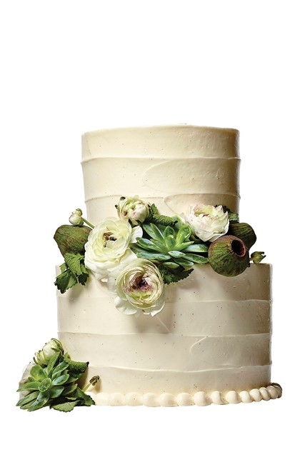 Wedding cake by Baked