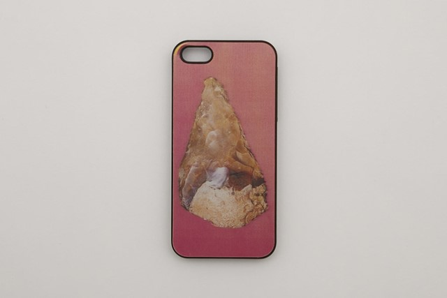 Jeremy Deller lenticular 3D iPhone case