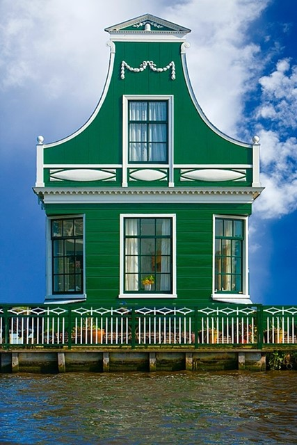 Green house, Netherlands