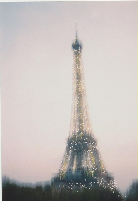 Unfocused in Paris
