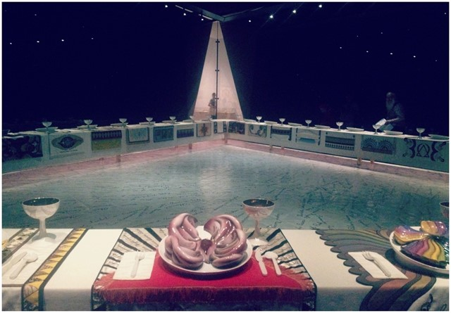 The Dinner Party, Judy Chicago