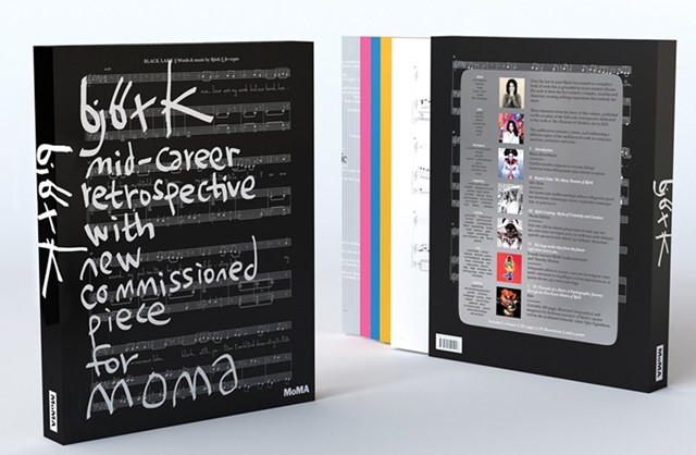 Björk: MOMA exhibition catalogue