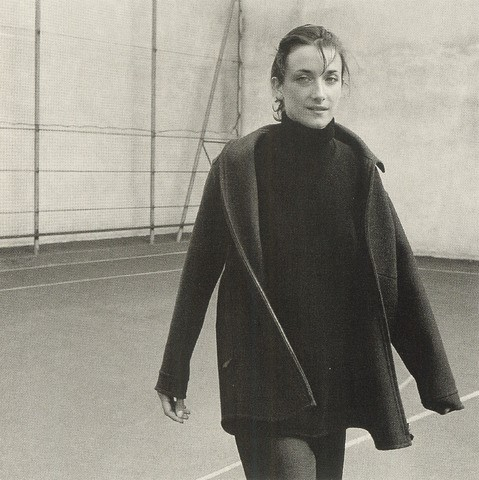 Portraits of women in Hermès AW 1999–2000