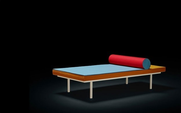 Daybed by Muller Van Severen for Kvadrat