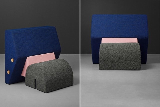 Keystone Chair by Raf Simons / Kvadrat