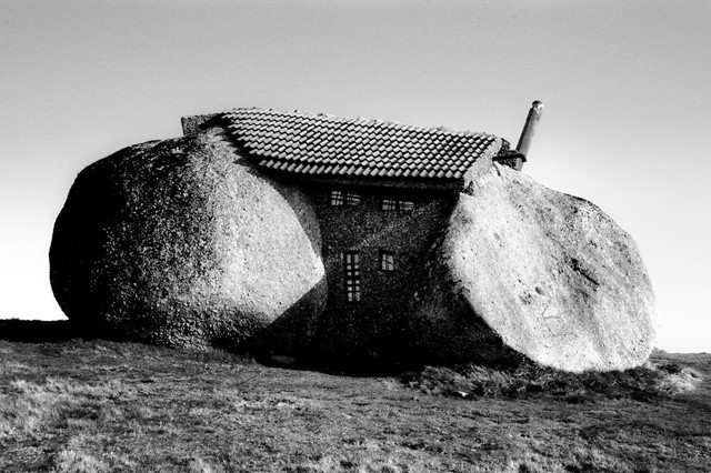 The Stone House, Fafe, Portugal