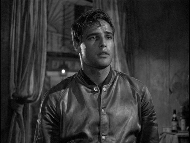 Marlon Brando's Leather Bomber