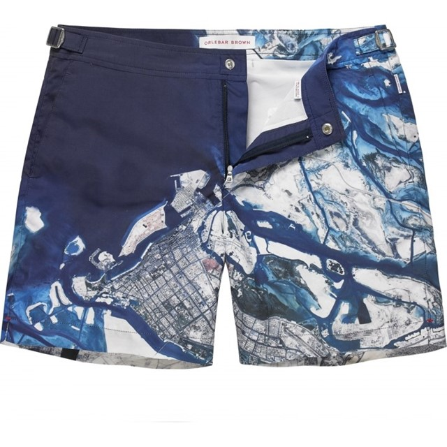 Satellite Shorts