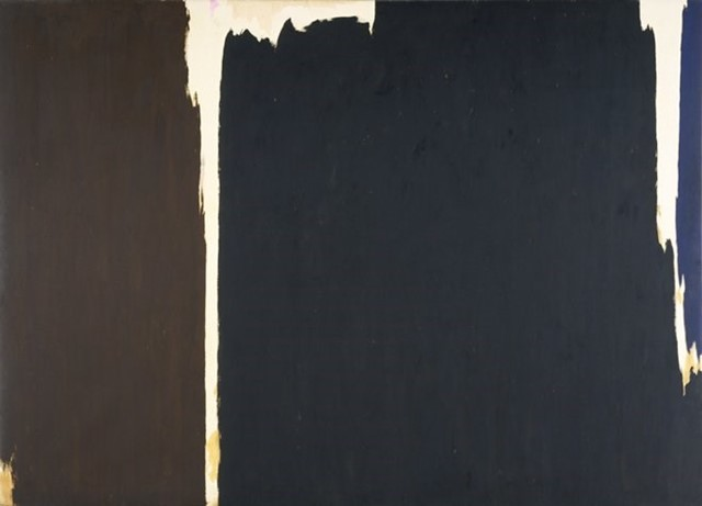 1956-D by Clyfford Still (1956)