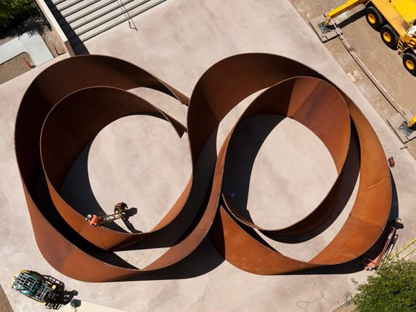 Sequence by Richard Serra