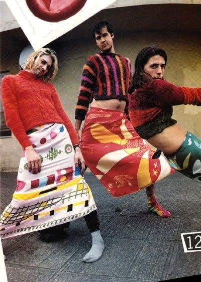 Nirvana-Dries-Van-Noten-90s-Fashion-Icons
