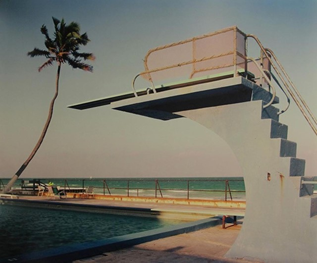 Florida Pool, 1978 by Joel Meyerowitz