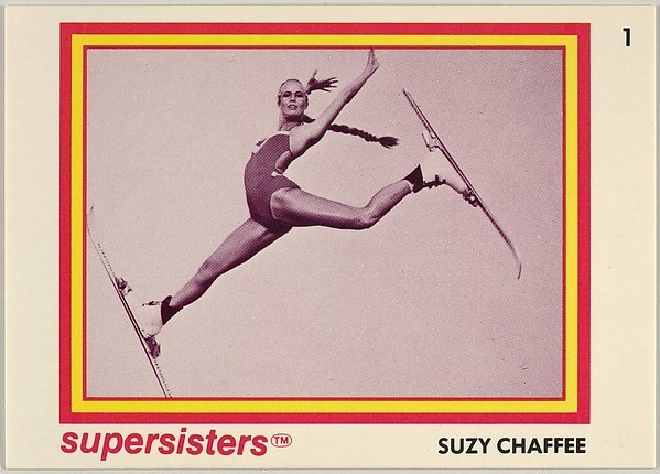 Suzy Chaffee, Supersisters No