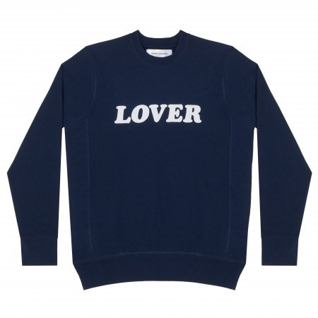 Bianca Chandon Lover Crewneck (Navy)