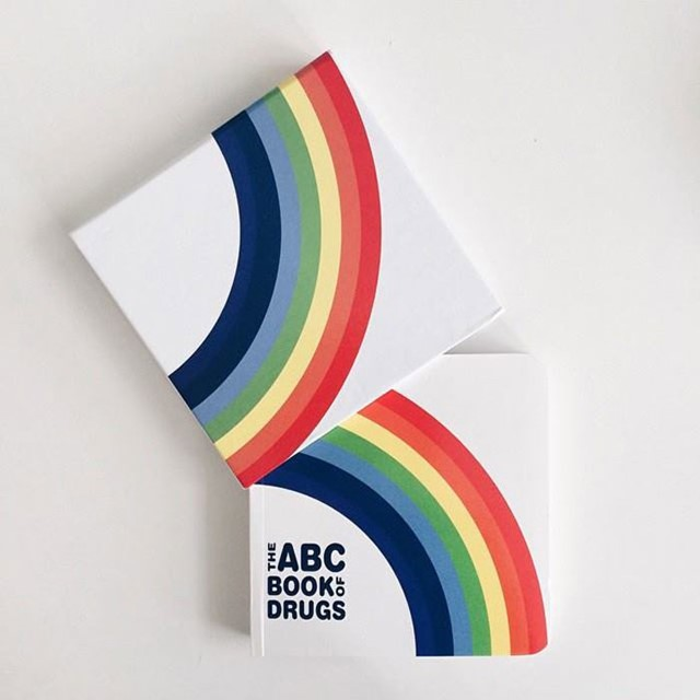 The ABC Book of Drugs - by Michaël Lecocq