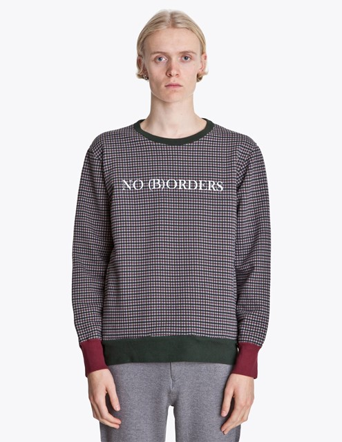 No Borders Sweatshirt