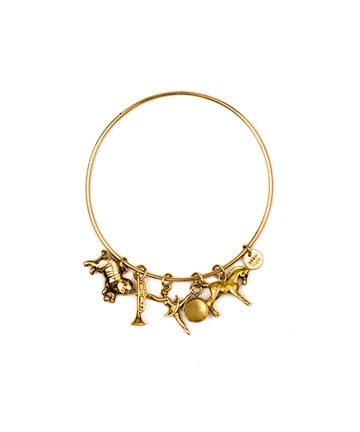 Childhood Memories Charm Bangle, Annina Vogel