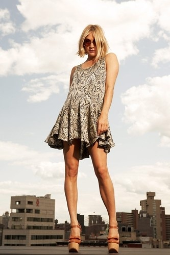 Chloe Sevigny For Opening Ceremony Pre-Spring 2011