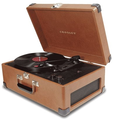 Crosley Traveler Turntable