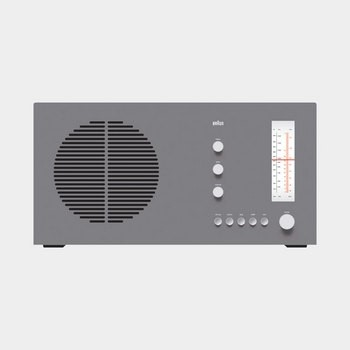 Braun Radio by Dieter Rams