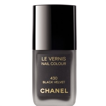 LE VERNIS BLACK VELVET - Chanel Limited edition