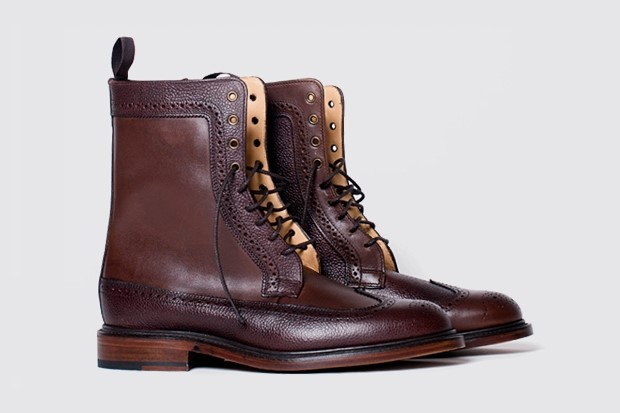 Mark McNairy for Engineered Garments Long Wing Boot