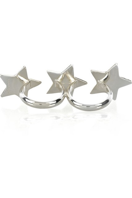 MARGIELA TRIPLE STAR RING