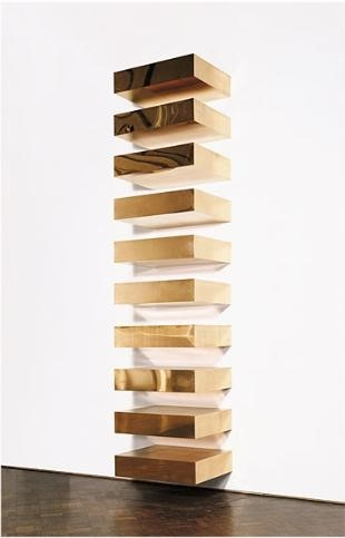 DONALD JUDD - UNTITLED - 1965