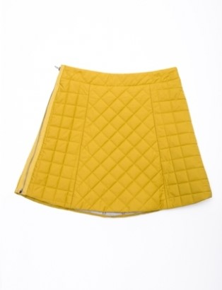 Boy by Band of Outsiders quilted skirt