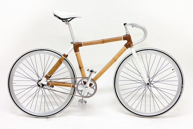 Bamboo Bike - Boutique Cycles