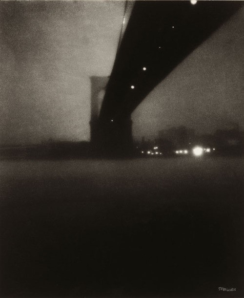 Edward Steichen Brooklyn Bridge 1903