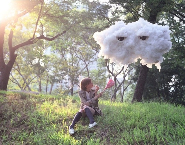 Pet Cloud by Michael Casker