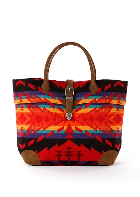 Pendleton The Buckle Bag in Red