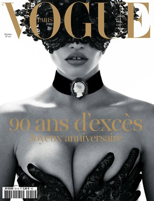 Vogue Paris October 2010