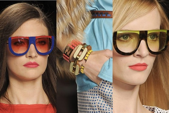 Fendi Sunglasses  & Bracelets
