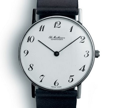 Ole Mathiesen - OM3 Quartz Watch
